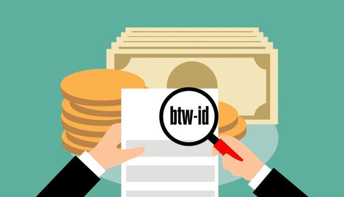 Btw-id: nieuw btw-nummer voor eenmanszaken per 1 januari 2020